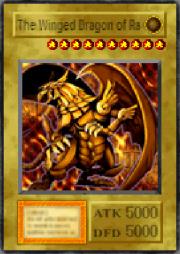 The Winged Dragon of Ra – Dực Thần Long – Ra