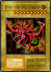 Slifer the Sky Dragon – Rồng Trời Của Thần Osiris